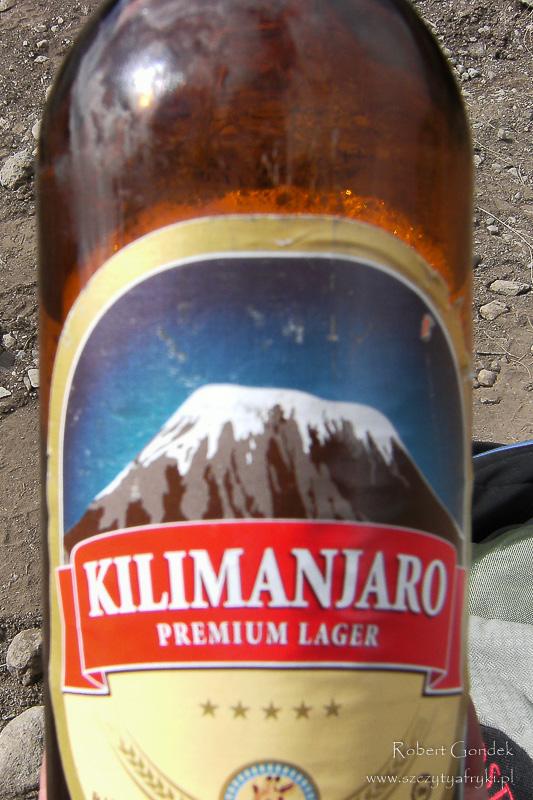 Kilimanjaro - piwo z Tanzanii