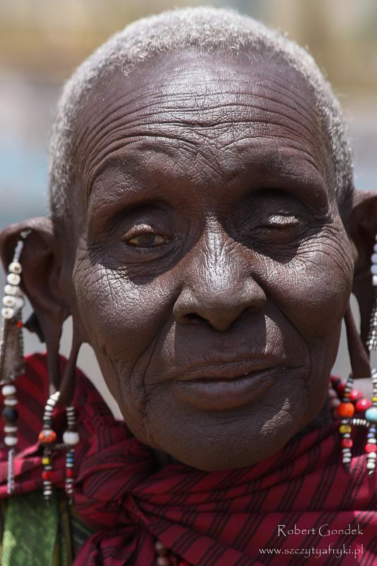 Masajka z Tanzanii