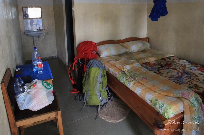 Nocleg w Malawi
