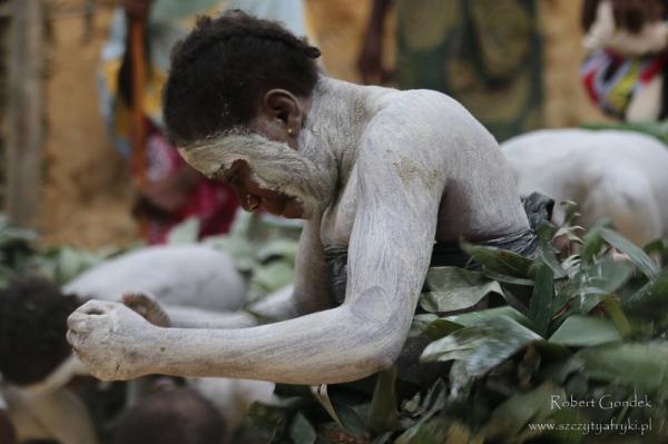Pigmeje w Gabonie