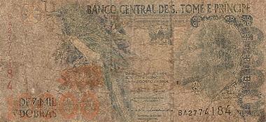 Sao Tome - pieniądze