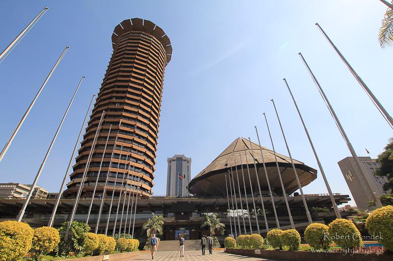 Nairobi - stolica Kenii