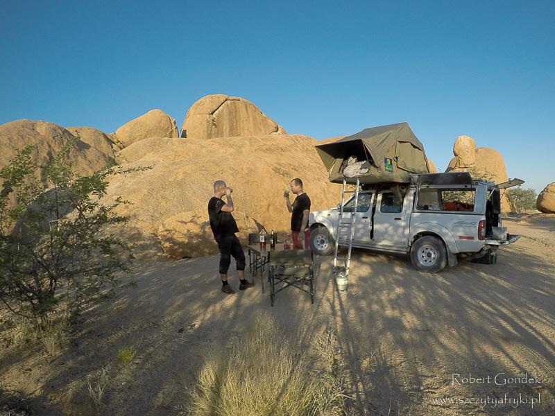 Noclegi w Namibii