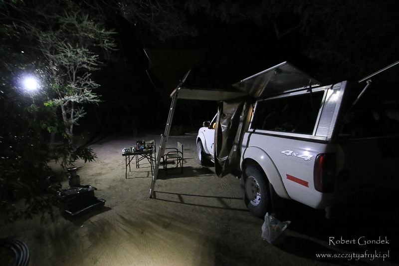 Botswana noclegi