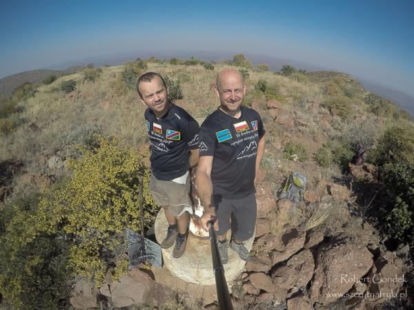 Otse Hill - Botswana