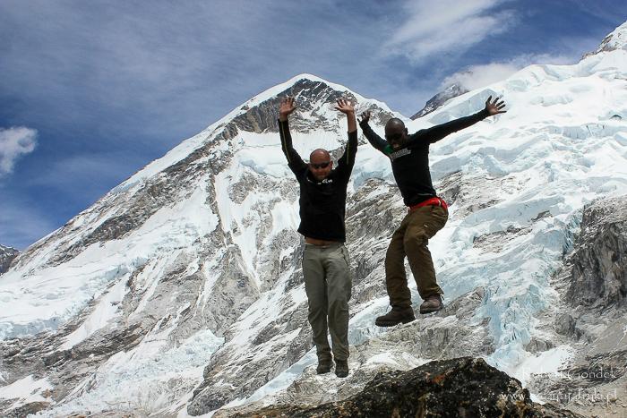 Robert i Joseph w Nepalu