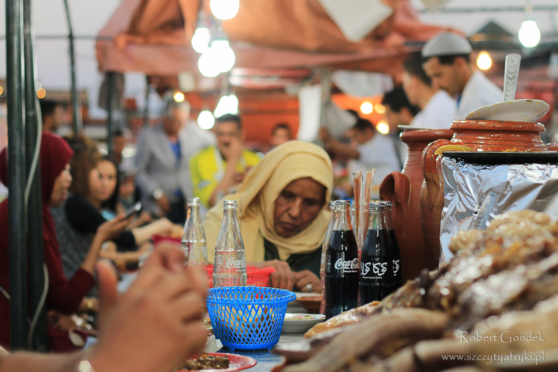 Marokańskie przysmaki