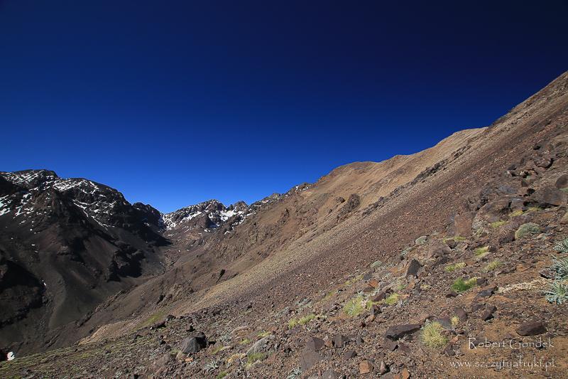 Maroko - W górach Atlas