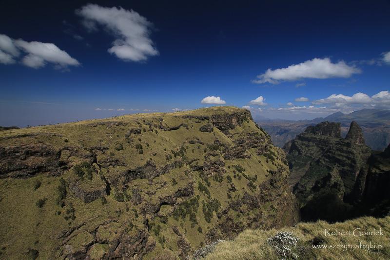 Góry Semien – Najpiękniejsze miejsce w górach