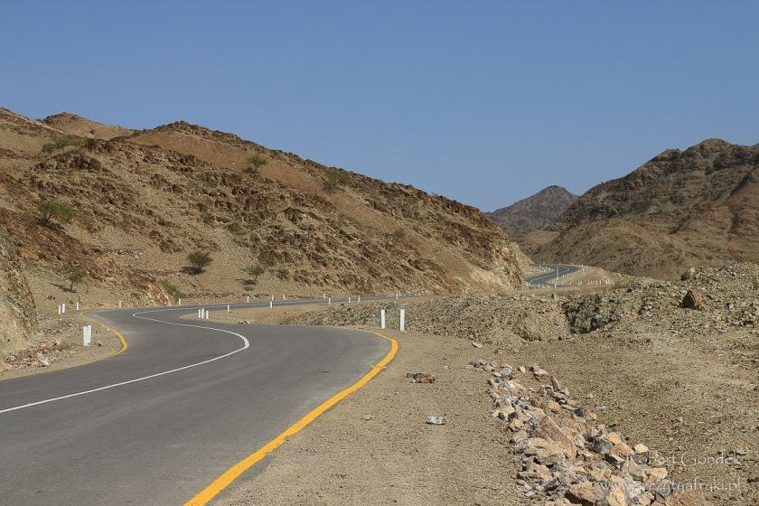 Etiopia - Kotlina Danakilska - Droga