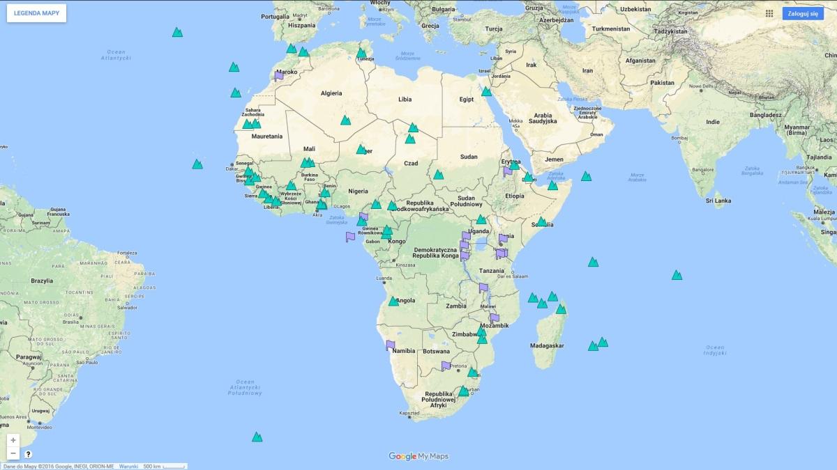 Jak zaplanować podróż do Afryki