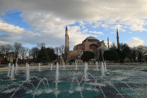 Stambuł – Hagia Sophia
