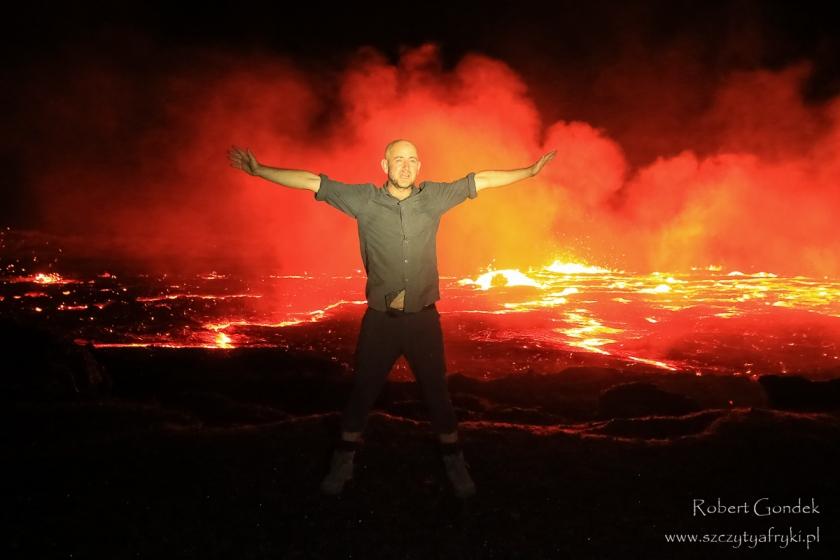 Wulkan Erta Ale