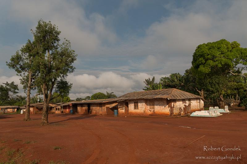 Poranek w Somalomo