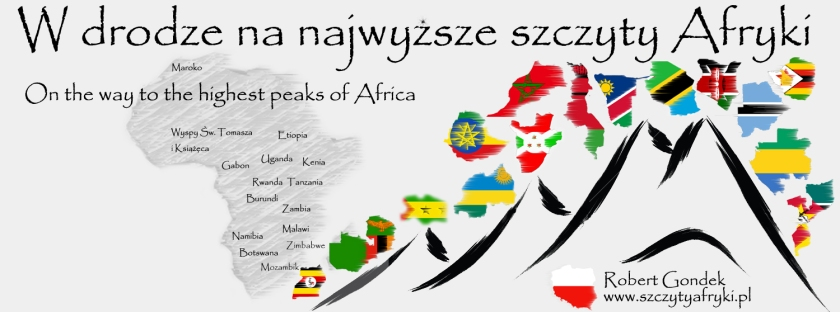 Najwyższe góry Afryki