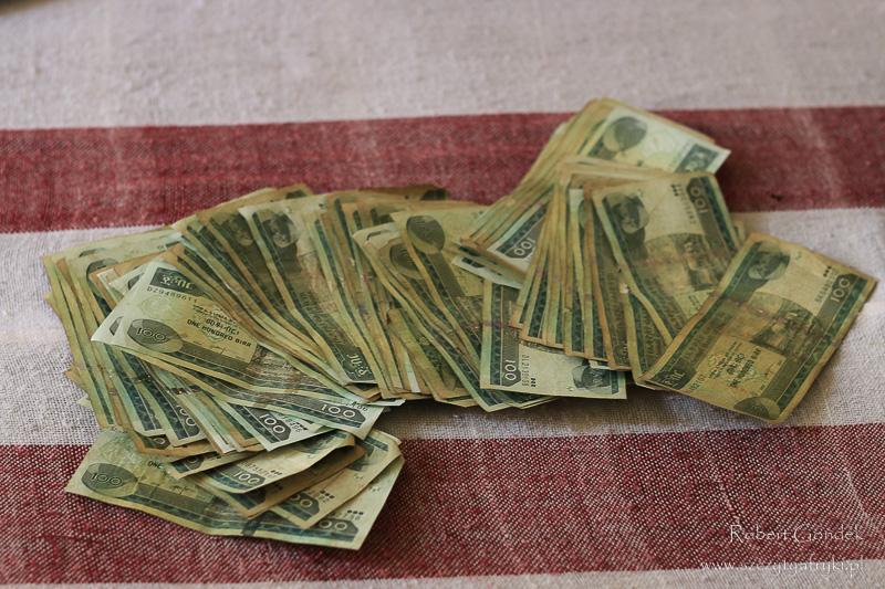 Pieniądze w Etiopii