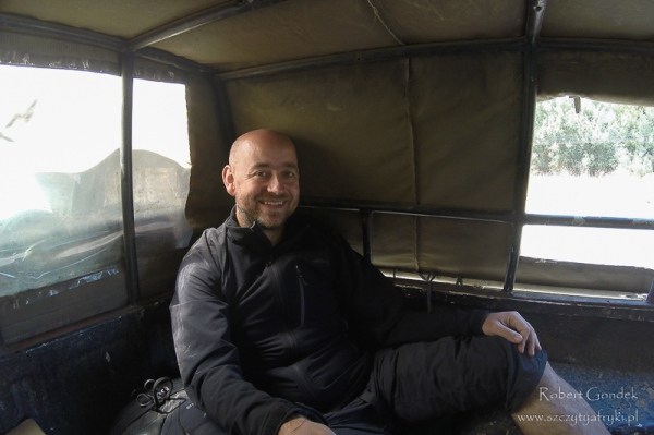 W drodze do Harare