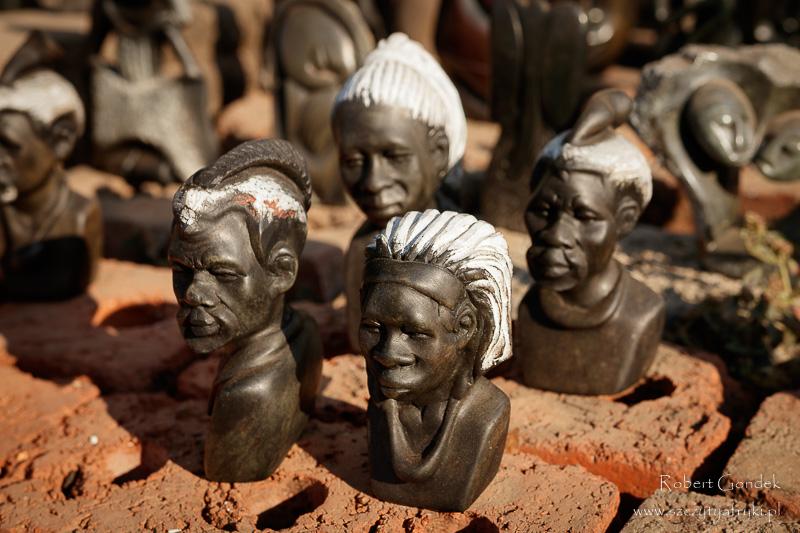 Pamiątki z Zimbabwe