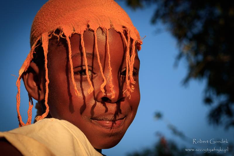 Portret z Zimbabwe