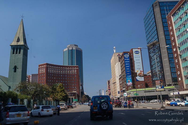 Ulice Harare