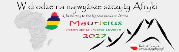 W drodze na najwyższy szczyt Mauritiusa - logo